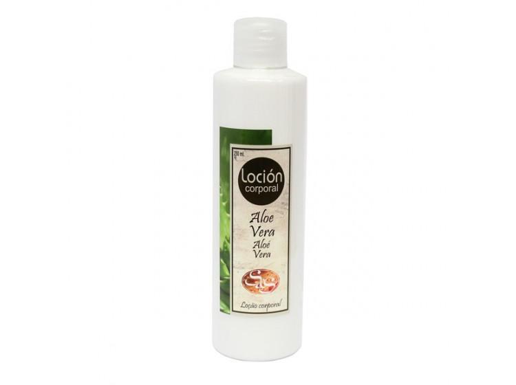 Telové mlieko s Aloe Vera 250 ml