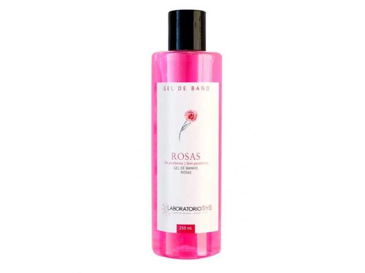 Ružový sprchový gel 250 ml