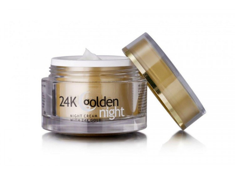 24k Golden night nočný krém 50 ml
