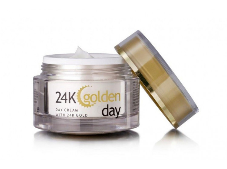 24k Golden Day denný krém 50 ml