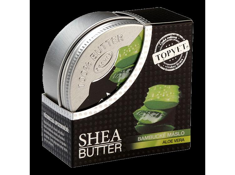 Bambucké maslo s Aloe 30 ml