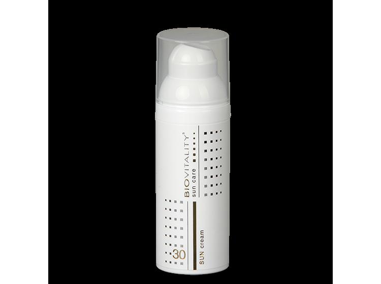 Opaľovací krém SPF 30 (UVA + UVB) vysoká ochrana